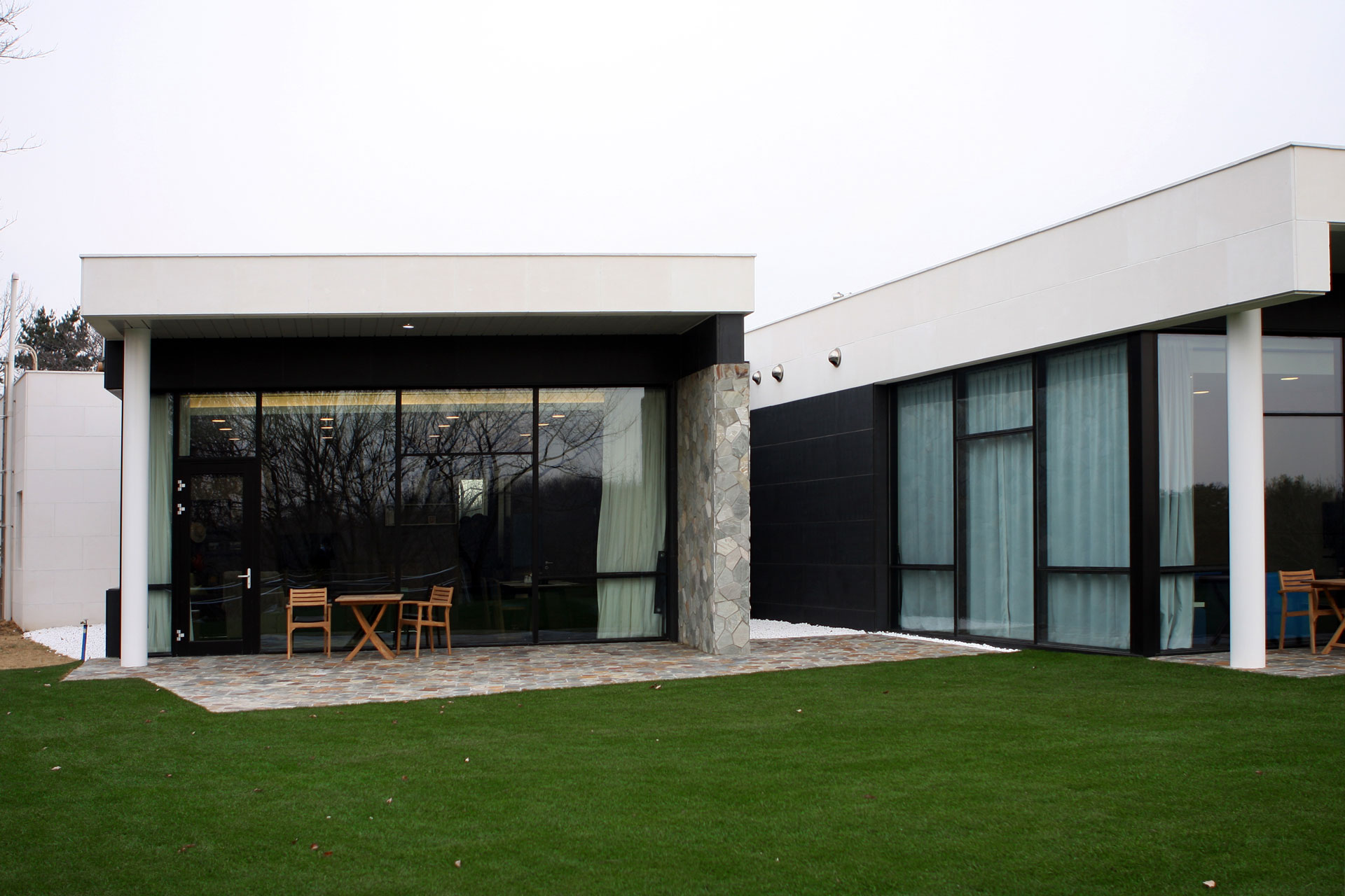 Architecture / Club house