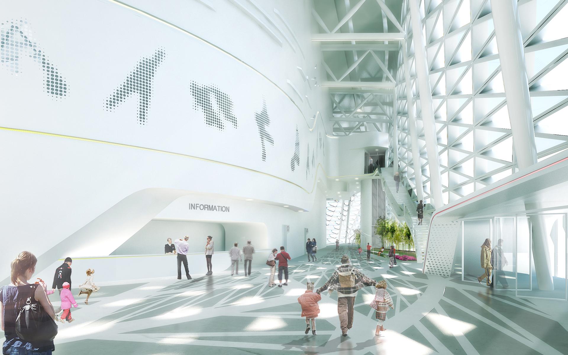 Architecture / Stardium