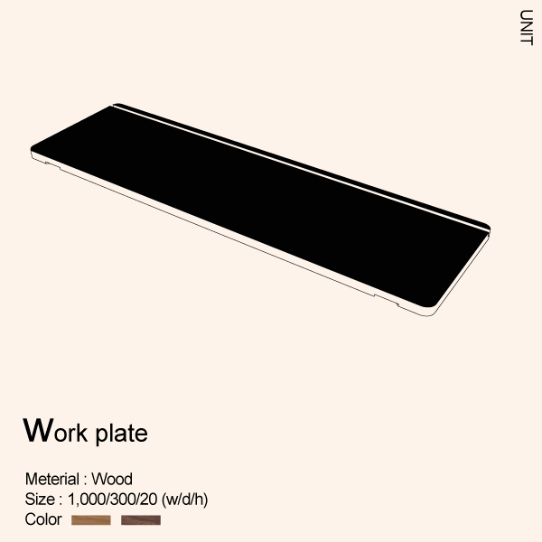 Work plate