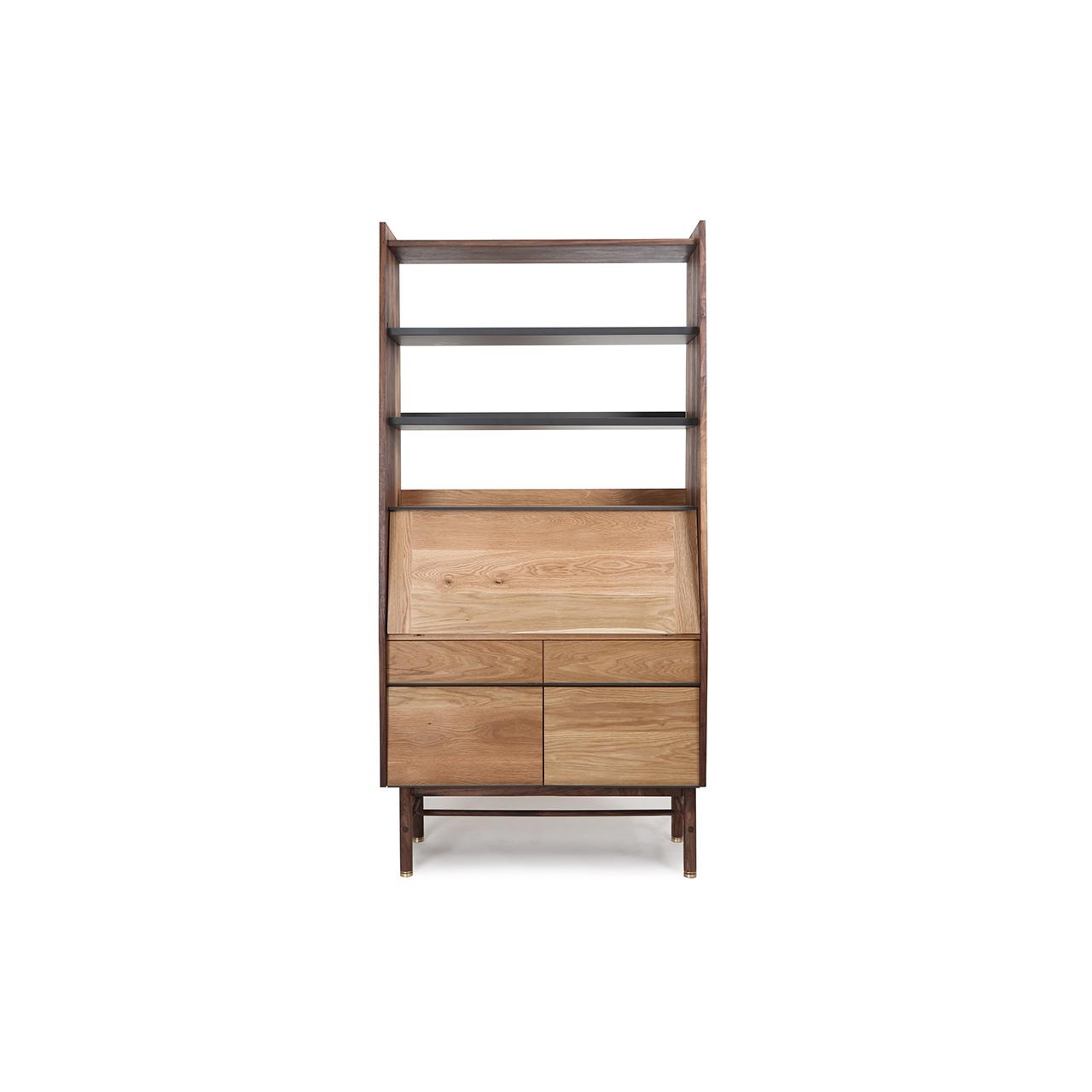 LOGGIA/Book case + Desk
